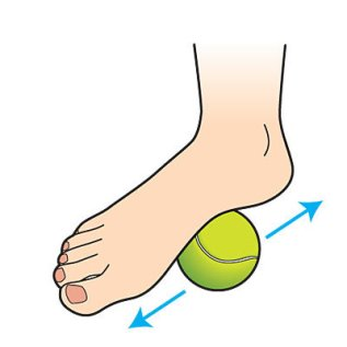 tennis-ball-foot-massage